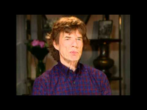Mick Jagger interview on the re-release of Exile on Main St.