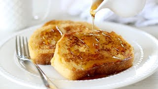 French Toast Recipe  How to Make French Toast
