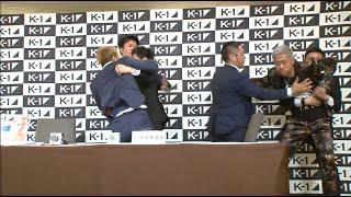 「K-1 WORLD GP」9.24(月・祝)さいたま 一触即発!! 小澤海斗vs芦澤竜誠が対戦!