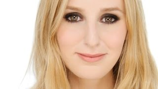 Red Carpet Smokey Eye Starring Downtons Laura Carmichael