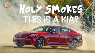2018 Kia Stinger Gt Review - Can It Take On Bmw And Audi?