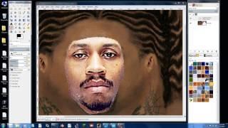 Cyberface Editing in NBA 2K PC