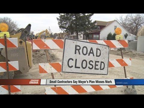 Small Contractors Say Mayor's Plan Misses Mark