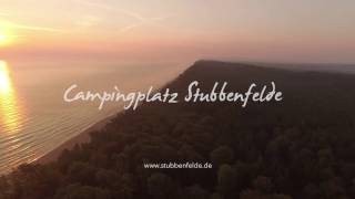 Campingplatz Stubbenfelde Drohnenfilm
