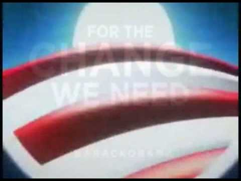 ELECTION 2008 - VOTE FOR CHANGE: Pimped Ad