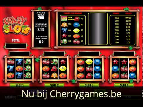 online casino games crazyslots