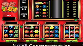 Crazy Slots -Speel Bellfruit casino game Gratis online