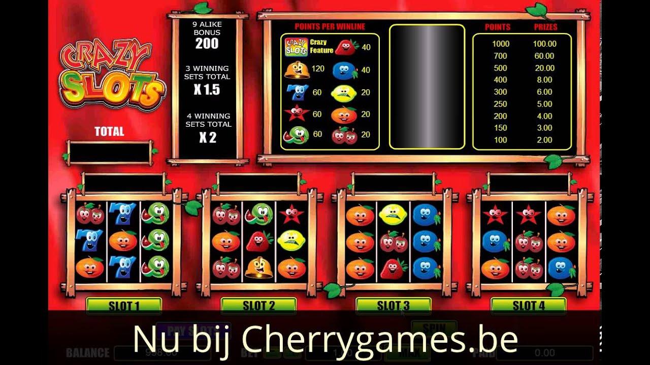 Slots Spel Online