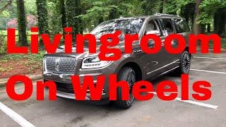2018 Lincoln Navigator 4X4 Black Label Best Detailed Walkaround