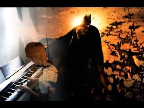 THE DARK KNIGHT MEDLEY [Hans Zimmer] (Violin & Piano Duet) ft. HarbingerDOOM