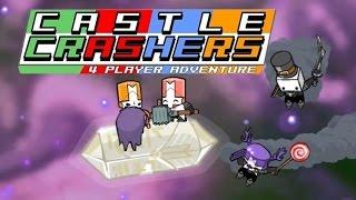 Castle Crashers Co-Op w/Friends! FINAL