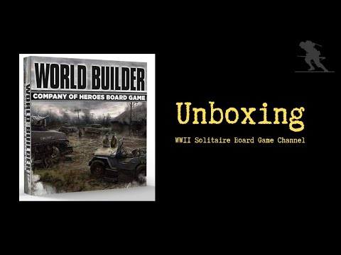 Company of Heroes: World Builder Pack - Unboxing |
