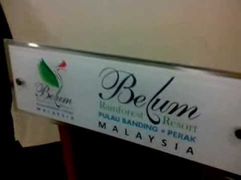 7/3/14 Karaoke (4) @ Belum Rainforest Resort... Maintenance VS Chef...