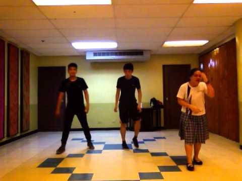 Aal izz well - Dance practice