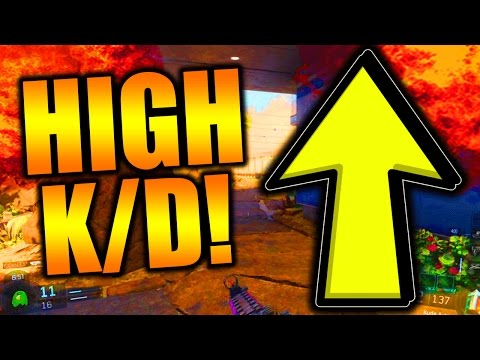 Call of Duty Black Ops 3: HOW TO BOOST YOUR K/D RATIO! How To Get a Higher KD Ratio In Black Ops 3!