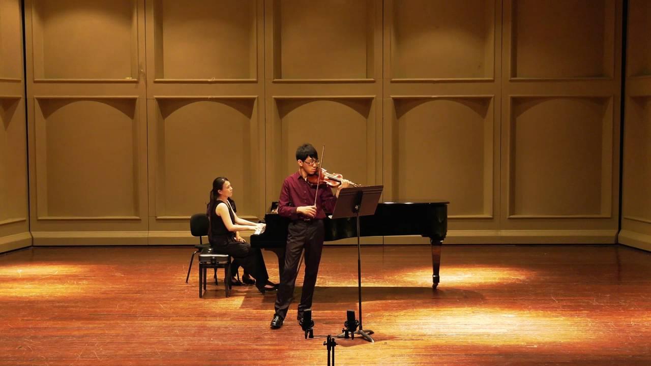 1.貝多芬 - 第八號小提琴協奏曲