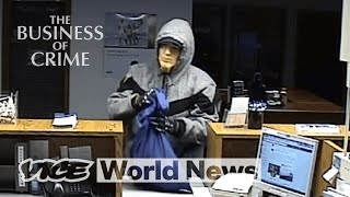 How to Pull Oḟf a Bank Heist | The Business of Crime