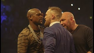 Mayweather vs McGregor: London Recap