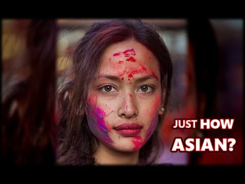 Just how East Asian is India?
