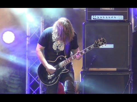 The Wounded Kings - Live Hellfest 2015