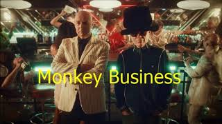 Pet Shop Boys - Monkey Business (Revelators Feel Love Extended Mix)
