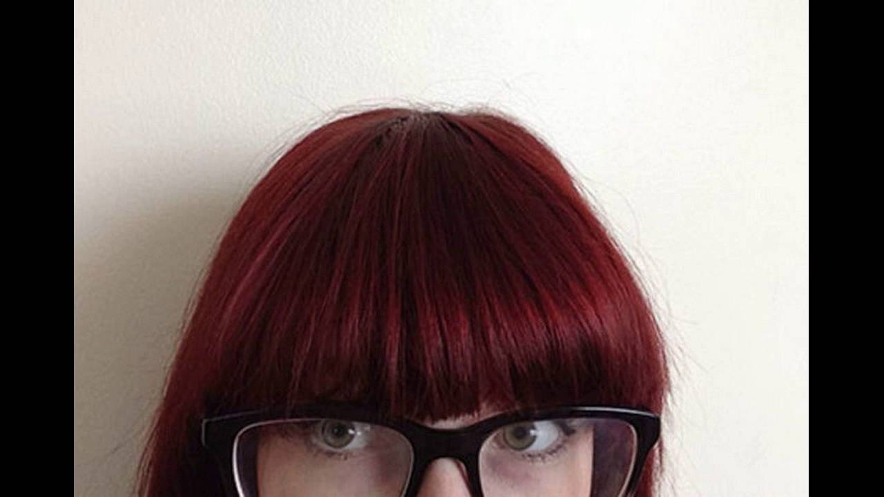 Plum Red Hair Color Best Brands Available Youtube