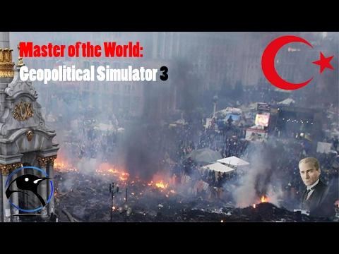 Geopolitical Simulator 3 - Türkiye - Bölüm 1