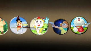 Shadow Fight 2 Vs Doraemon And Bodyguards