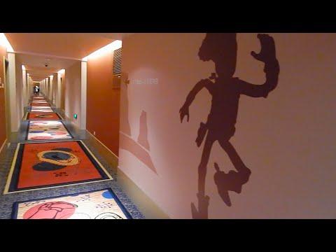Shanghai Disneyland Toy Story Hotel Tour