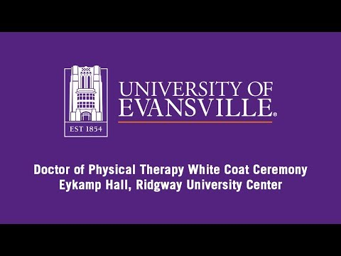 Doctor of Physical Therapy Class of 2020 White Coat Ceremony