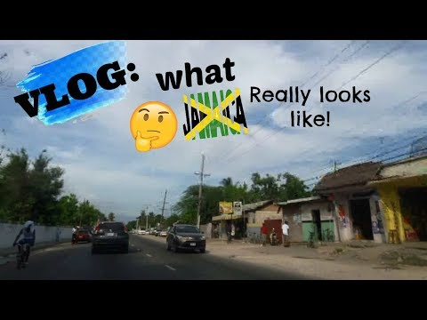 Vlog 7: Life In Jamaica | What Jamaica Really Looks Like!