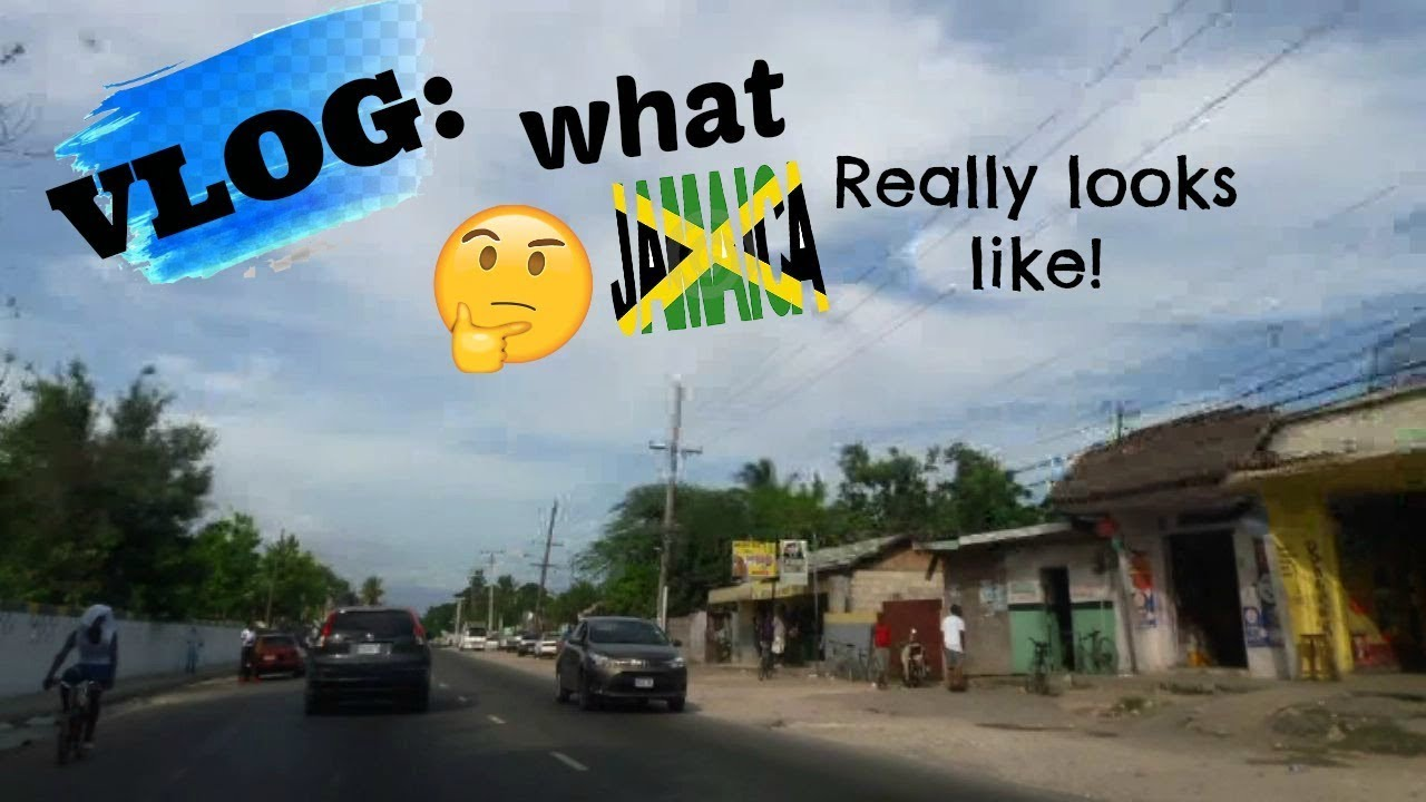 Vlog 7 Life In Jamaica What Really Looks Like
