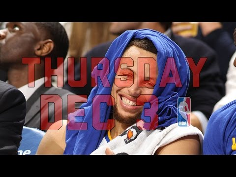 NBA Daily Show: Dec. 3 - The Starters