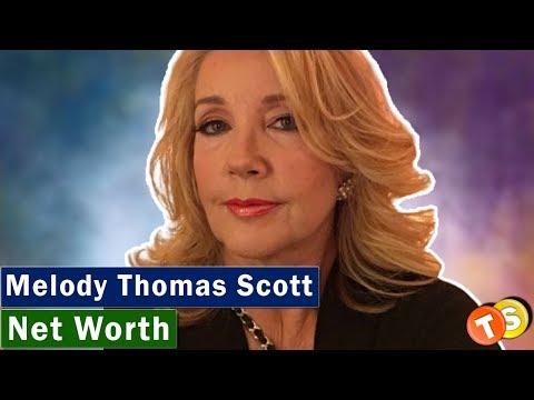 How Much Is Melody Thomas Scott Worth? Y&R Nikki Newman Net Worth