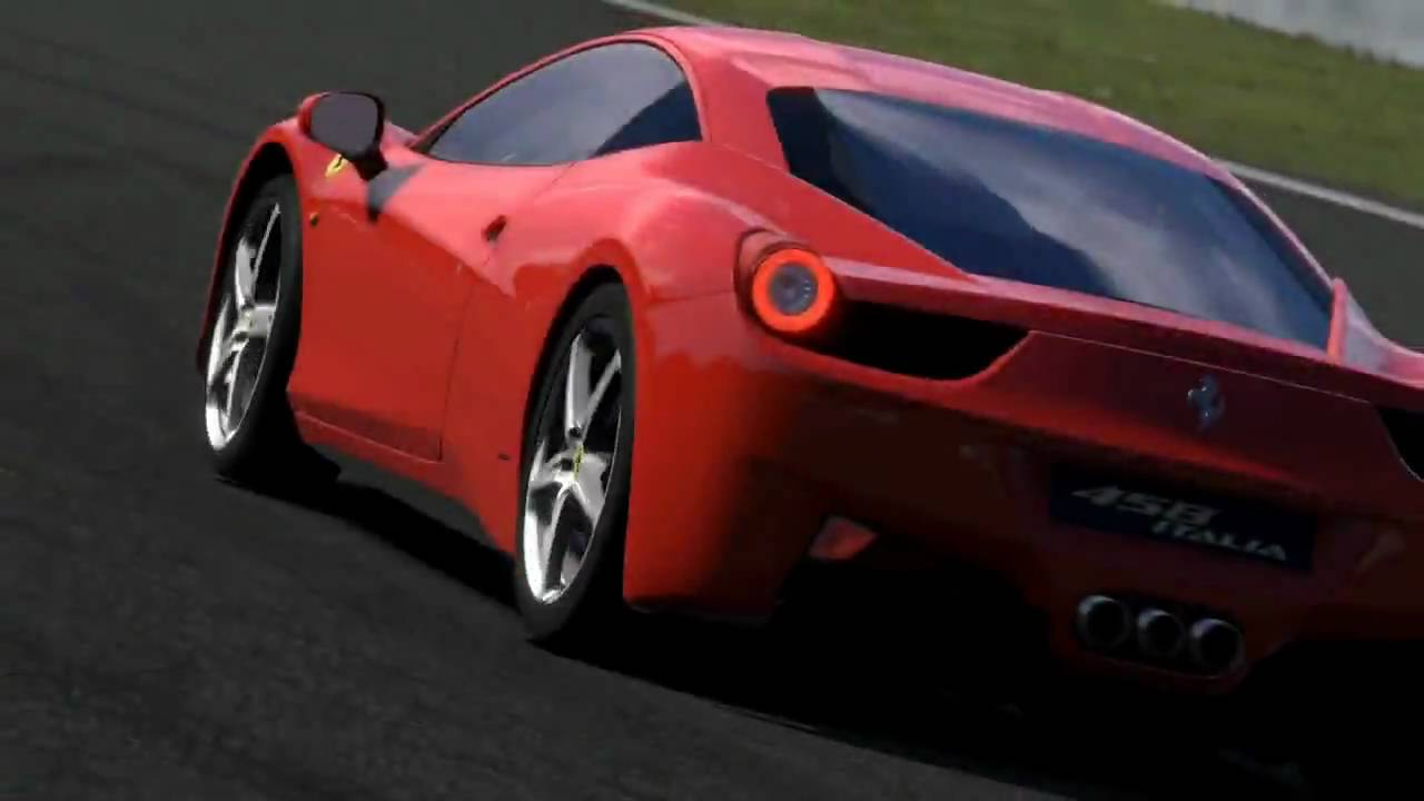 Tribute to Ferrari 428 GT5 Trailer - YouTube