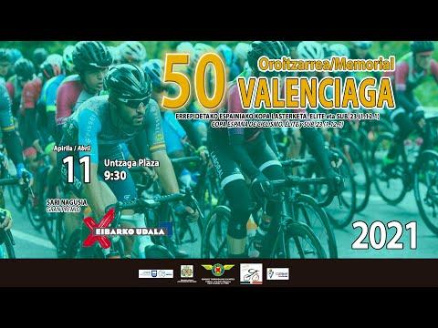 50. Valenciaga Oroitzarrea / Memorial Valenciaga