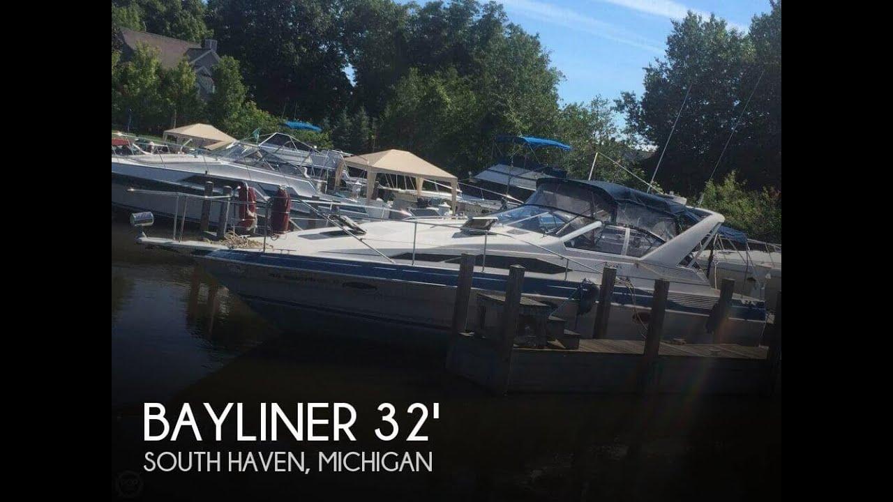 1987 Bayliner AVANTI 3250 Sunbridge For Sale