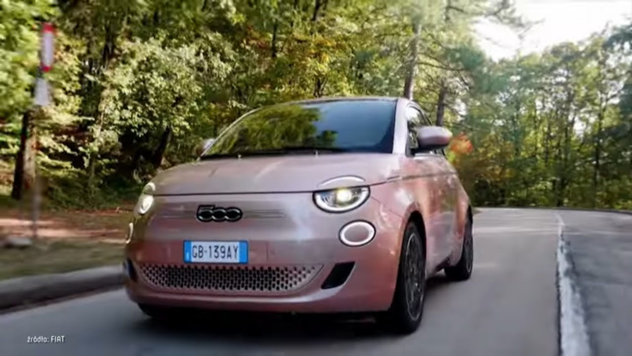 Nowy Fiat 500 skradł serca fanów tej marki! #Najlepsze_Premiery