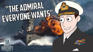 30 Year Old Plonker Tries To Beat World Of Warships