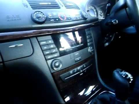 mercedes-benz e 220 cdi 2003 - youtube
