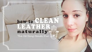 How To Remove Ink And Clean Leather Without Any Toxic Chemicals