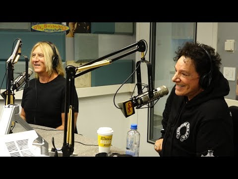 Joe Elliott And Neal Schon Announce Def Leppard/Journey Tour