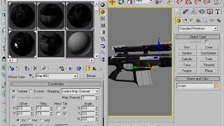1 bonesetup xvid (ВИДЕОУРОКИ; 3ds Max; 3D Modeling; 3D Моделирование)