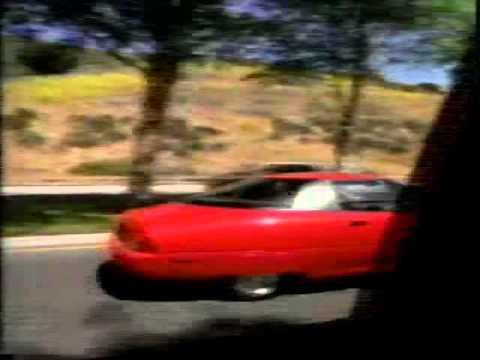 Ev1 First Electric Car In America 1996