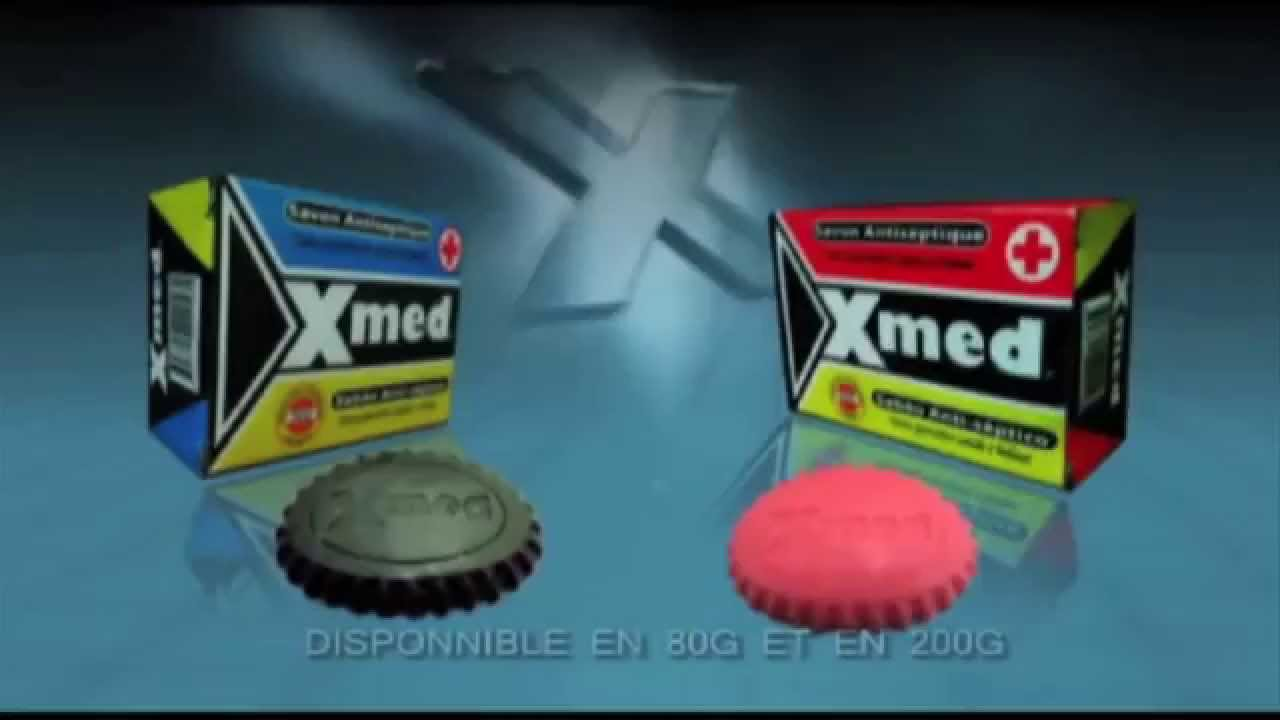 XMED - savon antiseptique (Bambara) - YouTube
