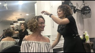 Step By Step Curly Hair Styling With DevaCurl