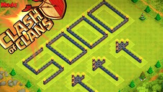 """Clash of Clans - """"5,000 ATTACK WINS!"""" CONQUERER ACHIEVEMENT! + Farming in the Champions League!"""
