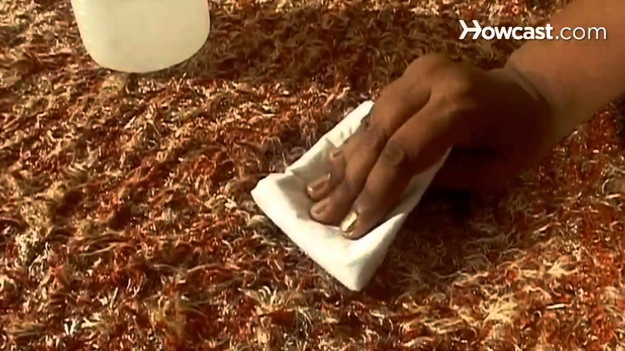 How to Remove Latex Paint from Carpet