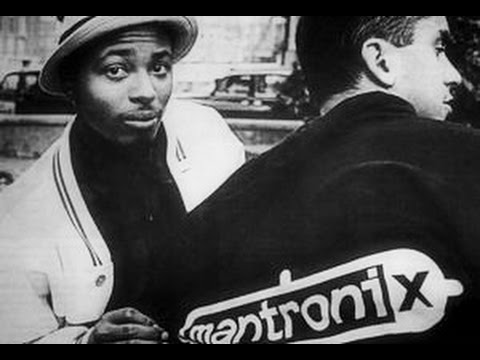 Mantronix - Featuring - M.C. TEE - Fresh is the Word 1985
