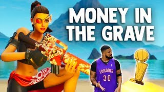 "Fortnite Montage "" MONEY IN THE GRAVE"" Drake & Rick Ross"
